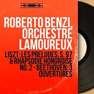 Roberto Benzi, Orchestre Lamoureux 歌手頭像