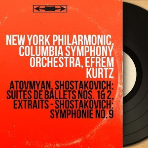 New York Philarmonic, Columbia Symphony Orchestra, Efrem Kurtz 歌手頭像