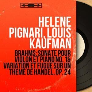 Hélène Pignari, Louis Kaufman 歌手頭像