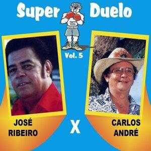 José Ribeiro, Carlos André 歌手頭像