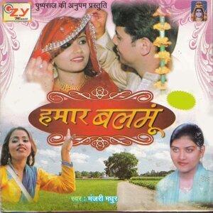 Manjari Madhur, Megha Kul 歌手頭像