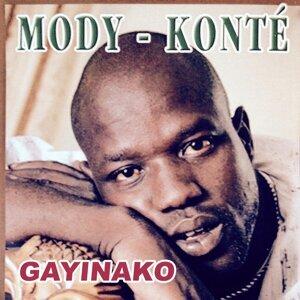 Mody Konté 歌手頭像