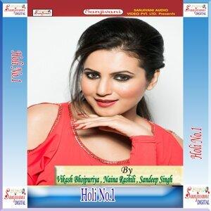 Naina Rashili, Vikash Bhojpuriya, Sandeep Singh 歌手頭像