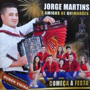 Jorge Martins, Os Amigos de Guimarães 歌手頭像