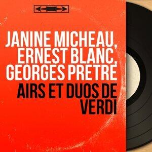 Janine Micheau, Ernest Blanc, Georges Prêtre 歌手頭像