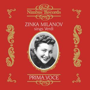 Zinka Milanov, Jan Peerce, Leonard Warren 歌手頭像