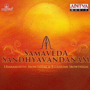 S. Ramamurthy Srowthigal, R. Ganesan Srowthigal 歌手頭像