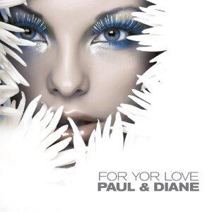 Paul & Diane 歌手頭像
