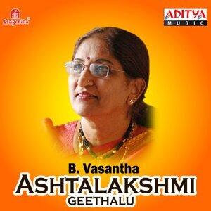 B. Vasantha 歌手頭像