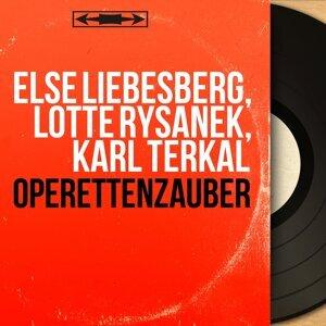 Else Liebesberg, Lotte Rysanek, Karl Terkal 歌手頭像