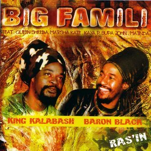 Baron Black, King Kalabash 歌手頭像