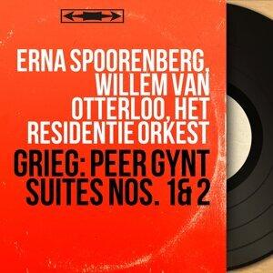 Erna Spoorenberg, Willem van Otterloo, Het Residentie Orkest 歌手頭像