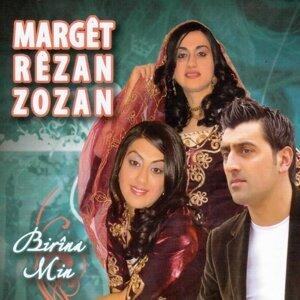 Margêt; Rêzan & Zozan 歌手頭像