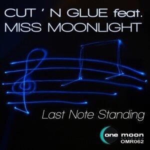 Cut N Glue feat. Miss Moonlight アーティスト写真