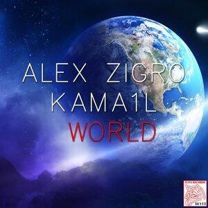 Alex Zigro, Kama1L 歌手頭像