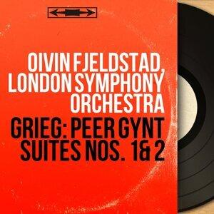 Øivin Fjeldstad, London Symphony Orchestra 歌手頭像