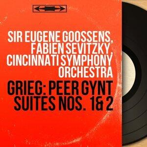 Sir Eugene Goossens, Fabien Sevitzky, Cincinnati Symphony Orchestra 歌手頭像