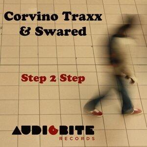 Corvino Traxx & Swared アーティスト写真