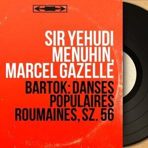 Sir Yehudi Menuhin, Marcel Gazelle 歌手頭像