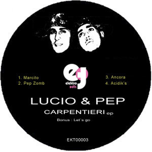Lucio & Pep アーティスト写真