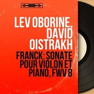 Lev Oborine, David Oïstrakh 歌手頭像