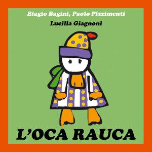 Antonio Paolo Pizzimenti, Lucilla Giagnoni & Bagio Bagini 歌手頭像