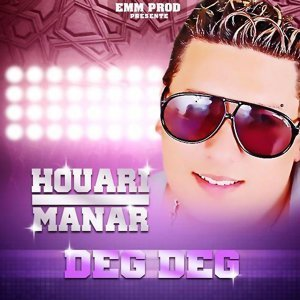 Houari Manar 歌手頭像