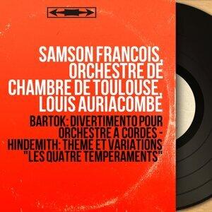 Samson François, Orchestre de chambre de Toulouse, Louis Auriacombe 歌手頭像