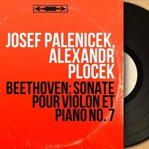 Josef Páleníček, Alexandr Plocek 歌手頭像