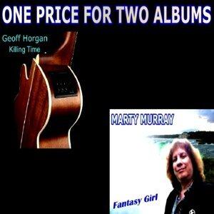 Geoff Horgan, MARTY MURRAY 歌手頭像