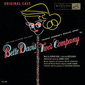 Original Broadway Cast of Two's Company 歌手頭像