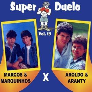 Marcos & Marquinhos, Aroldo & Aranty 歌手頭像