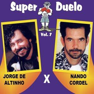 Jorge de Altinho, Nando Cordel 歌手頭像