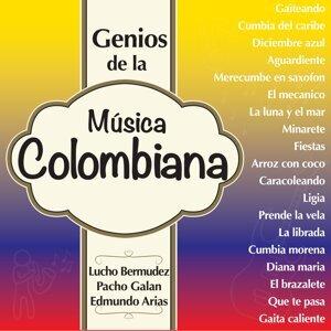 Lucho Bermudez, Pacho Galan, Edmundo Arias 歌手頭像