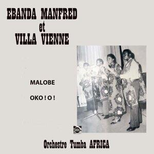 Manfred Ebanda, Villa Vienne, Orchestre Tumba Africa 歌手頭像