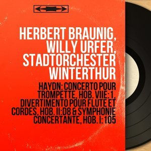 Herbert Bräunig, Willy Urfer, Stadtorchester Winterthur 歌手頭像