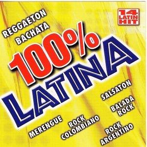 100% Latina, Vol.1 歌手頭像