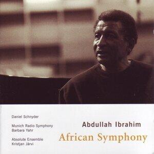Marcus McLaurine, Munich Radio Symphony, Kristjan Järvi, George Gray, Absolute Ensemble, Barbara Yahr & Abdullah Ibrahim 歌手頭像