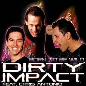 Dirty Impact, Chris Antonio 歌手頭像