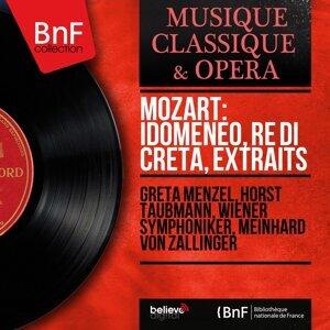 Greta Menzel, Horst Taubmann, Wiener Symphoniker, Meinhard von Zallinger 歌手頭像