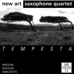 New Art Saxophone Quartet 歌手頭像