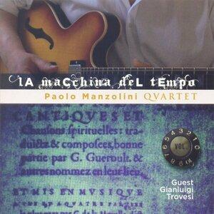 Paolo Manzolini Quartet 歌手頭像