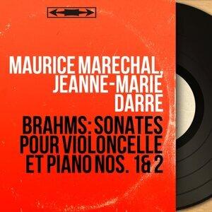 Maurice Maréchal, Jeanne-Marie Darré 歌手頭像