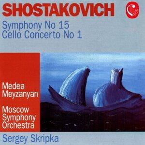 Medea Meyzanyan, Sergey Skripka, Moscow Symphony Orchestra 歌手頭像