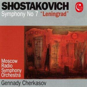 Gennady Cherkasov, Moscow Radio Symphony Orchestra 歌手頭像