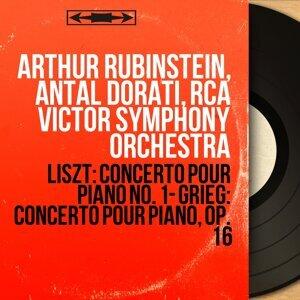 Arthur Rubinstein, Antal Doráti, RCA Victor Symphony Orchestra 歌手頭像