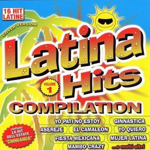 Latina Hits Compilation, Vol. 1 歌手頭像