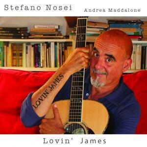 Stefano Nosei, Andrea Maddalone 歌手頭像
