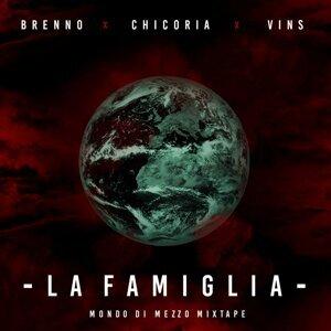 Chicoria, Brenno, Vins 歌手頭像