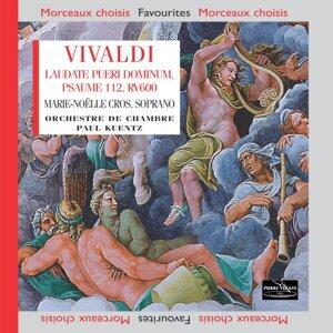 Marie-Noëlle Cros, Paul Kuentz, Orchestre Chambre Paul Kuentz 歌手頭像